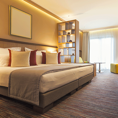 sanificazione strutture ricettive alberghi B&B affittacamere genova